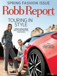 Robb Report Magazine 1-Year Subscription for $5