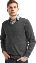 Gap Men's Sweaters: Extra 40% + 10% off
