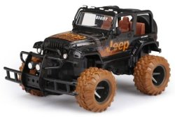 RC Trucks Remote Control Mud Jeep Wrangler for $16