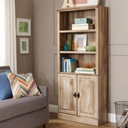 Better Homes and Gardens Crossmill Bookcase $129