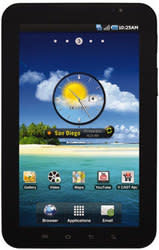"Refurb Samsung Galaxy Tab 7"" 3G VZW Android Tablet for $65 + free shipping"