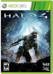 Halo 4 for Xbox 360 for $18 + free shipping