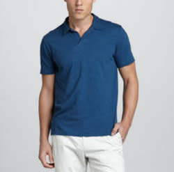 Theory Men's Willem Slub Polo Shirt for $58 + free shipping