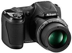 Open-Box Nikon Coolpix L820 16MP Digital Camera for $154 + free shipping