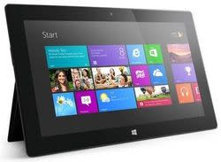 "Refurb Microsoft Surface 11"" 32GB Win RT Tablet for $189 + free shipping"