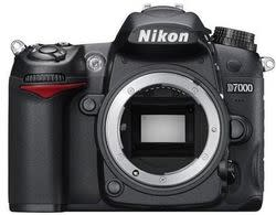 Refurbished Nikon D7000 16MP DSLR Camera Body for $530 + free shipping
