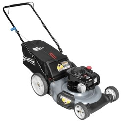 "Craftsman 21"" Rear Bag Push Mower for $180 + free shipping, padding"
