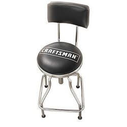 Craftsman Hydraulic Stool for $50 + pickup at Sears