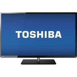 "Refurb Toshiba 39"" 120Hz 1080p LED LCD HDTV for $260 + free shipping"