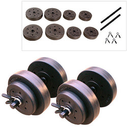 Gold's Gym weights