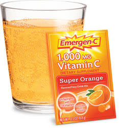Emergen-C Vitamin Drink Mix Sample for free