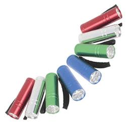LED flashlight 8-pack