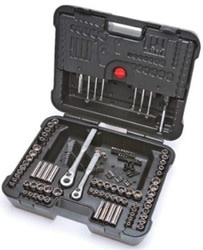 Craftsman 220-Piece Mechanics Tool Set w/ Case for $100 + free shipping