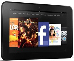 "Refurb Kindle Fire HD 32GB 9"" WiFi Android Tablet for $180 + $5 s&h"
