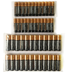 Duracell 48-Pack of AA and AAA Batteries for $19 + free shipping