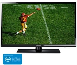 "Samsung 32"" 720p LED LCD HDTV, $225 Dell Gift Card for $278 + free shipping"