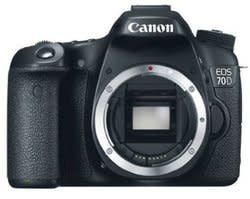 Canon EOS 70D DSLR w/ Speedlite 320EX Flash for $1,099 + free shipping