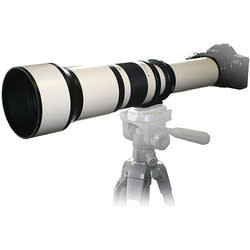 Rokinon T-Mount 650-1,300mm f/8-16 Telephoto Lens for $229 + free shipping