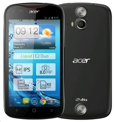 Unlocked Acer Liquid E2 Dual SIM Android Smartphone for $200 + $8 s&h