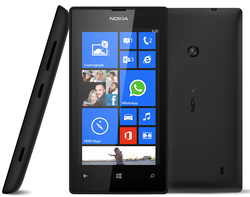Unlocked Nokia Lumia 520 Windows 8 Smartphone for $89 + $5 s&h