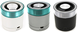 iKANOO BT015 Portable Bluetooth Speaker for $16 + free shipping