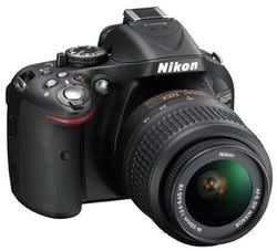 Refurb Nikon D5200 24MP DSLR Camera w/ Lens, more for $470 + free shipping