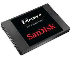SanDisk Extreme II 120GB SATA 6Gbps Internal SSD for $65 + free shipping
