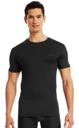 Under Armour Men's Original Fitted V-Neck Undershirt for $19 + free shipping
