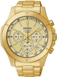 Seiko Men's Chronograph Watch for $79 + free shipping