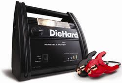 DieHard 750 Jumpstarter w/ 12V Outlet for $36 + pickup at Sears