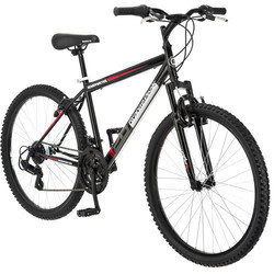 "Roadmaster Men's Granite Peak 26"" Mountain Bike for $80 + free shipping"