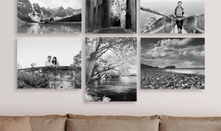 "16"" x 20"" Custom Gallery-Wrapped Canvas for $30 + free shipping, 2 for $50"
