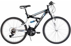 "Huffy Men's 18-Speed 26"" Mountain Bike for $100 + pickup at Walmart"