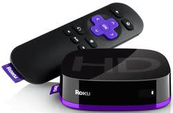 Refurb Roku HD Streaming Player for $40 + free shipping