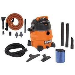 Ridgid 4-Gallon Wet/Dry Vacuum w/ Auto Kit for $65 + pickup at Home Depot