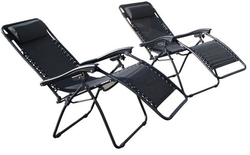 Best Choice Zero Gravity Chairs 2-Pack for $73 + free shipping