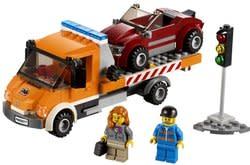LEGO City Flatbed Truck Set for $14 + pickup at Walmart