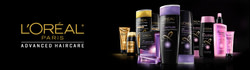 L'Oreal Paris Advanced Haircare Sample for !!free!!