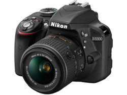 Refurb Nikon D3300 24MP DSLR w/18-55mm Lens for $430 + free shipping