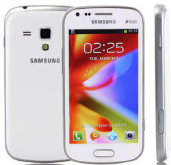 Samsung Galaxy S Duos Dual SIM 4GB Android Phone for $103 + free shipping