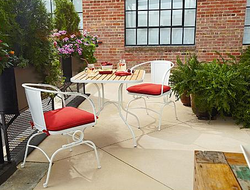 Garden Oasis Felix Retro 3-Piece Patio Set for $90 + free shipping