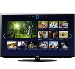"Samsung 46"" 1080p WiFi LCD HDTV for $460 + free shipping, 50"" for $500"