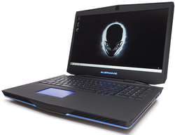 "Alienware Haswell i7 Quad 2.9GHz 17"" 1080p Laptop for $2,098 + free shipping"