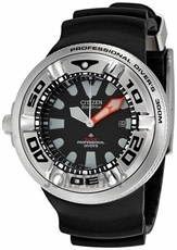 Citizen Men's Eco-Drive Professional Diver Watch for $200 + free shipping