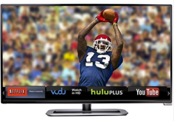 "Vizio 42"" 240Hz 1080p LED LCD Smart TV for $420 + free shipping"