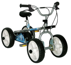Quadra Byke Kids' 3-In-1 Bicycle for $114 + pickup at Sears