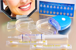 Professional 3D Teeth-Whitening Kit for $10 + $4 s&h