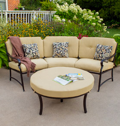 Better Homes Gardens Curved Sectional Set for $349 + pickup at Walmart