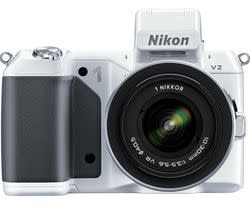 Nikon 1 V2 Mirrorless Camera w/ 10-30mm Lens for $460 + free shipping