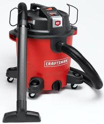 Craftsman XSP 12-Gallon Wet / Dry Vac for $58 + pickup at Sears